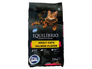 MANCARE PENTRU PISICI EQUILIBRIO ADULT CATS SOMON 7.5 KG