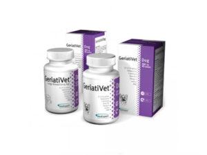 GeriatiVet Dog L, 820 mg, 45 tablete