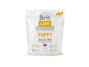 Mancare pentru caini, Brit Care Puppy Lamb & Rice, 1 kg