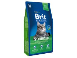 Hrana pentru pisici, Brit Premium Cat Sterilised, 8 kg