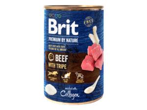 Mancare umeda pentru caini Brit Premium by Nature