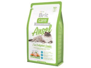 Mancare-uscata-pentru-pisici-Brit-Care,-Angel-Delighted-Senior,-2-kg