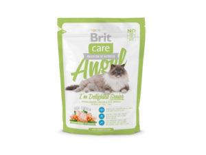 Mancare uscata pentru pisici Brit Care, Angel Delighted Senior, 400 g