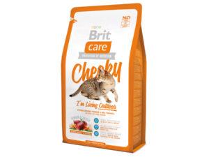Mancare uscata pentru pisici Brit Care, Cheeky Living Outdoor, 2 kg