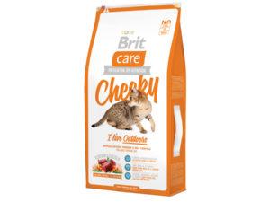 Mancare uscata pentru pisici Brit Care, Cheeky Living Outdoor, 7 kg