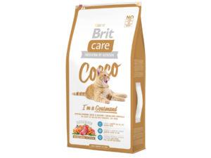 Mancare uscata pentru pisici Brit Care, Cocco Gourmand, 7 kg
