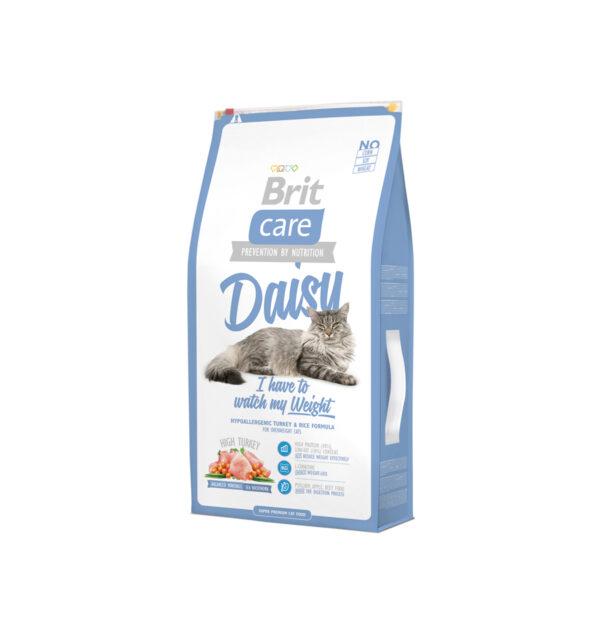 Mancare uscata pentru pisici Brit Care, Daisy Weight Control, 7 kg