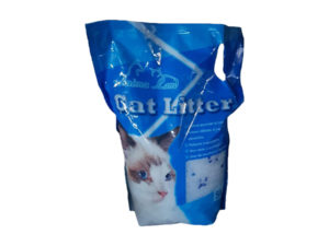 SILICA GEL CAT LITTER 5L