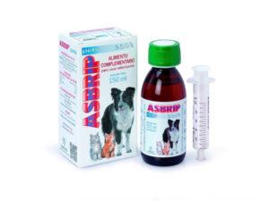 Supliment Expectorant Pentru Caini Si Pisici Asbrip Pets, 150 ml