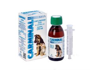 Supliment Pentru Caini Si Pisici Carminal Pets, 150 ml