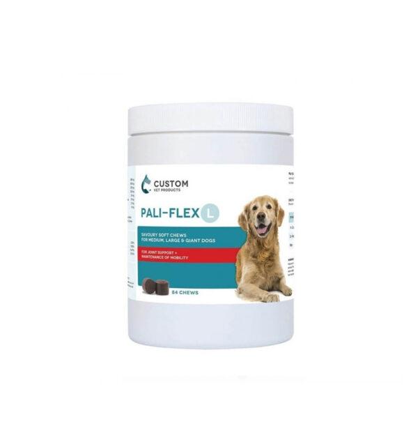 Tablete masticabile, Pali-Flex Large Dog, 84 tablete