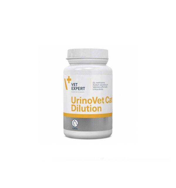 Urinovet Dilution, 45 capsule - In afectiuni sau infectii acute ale tractului urinar