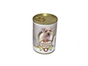 Hrana umeda pentru caini, Formula ES cu Pui, 415 g