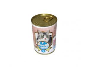 Hrana umeda pentru pisici Formula es cu Peste, 415gr