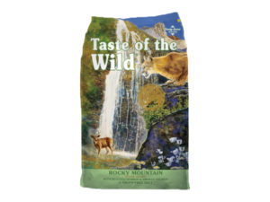 Hrana uscata pentru pisici, Taste of the Wild Rocky Mountain - 6.6 Kg