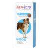 Tableta Antiparazitara Bravecto (20-40 kg) 1000 mg