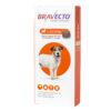 Tableta Antiparazitara Bravecto (4,5-10 kg) 250 mg